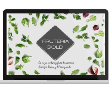 Prototipo Página Web de una Fruteria