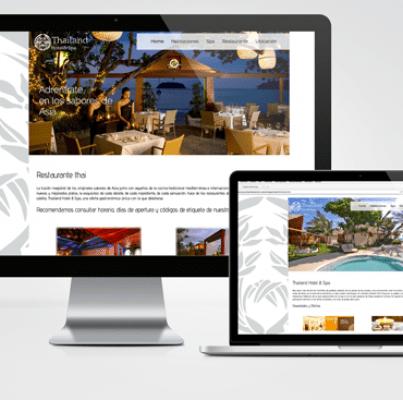 PROTOTIPO DE DISEÑO WEB HOTEL