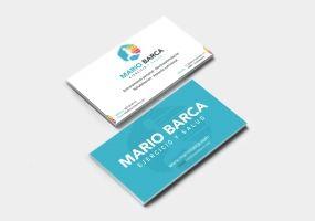 LOGOTIPO MARIO BARCA · EJERCICIO Y SALUD ·
